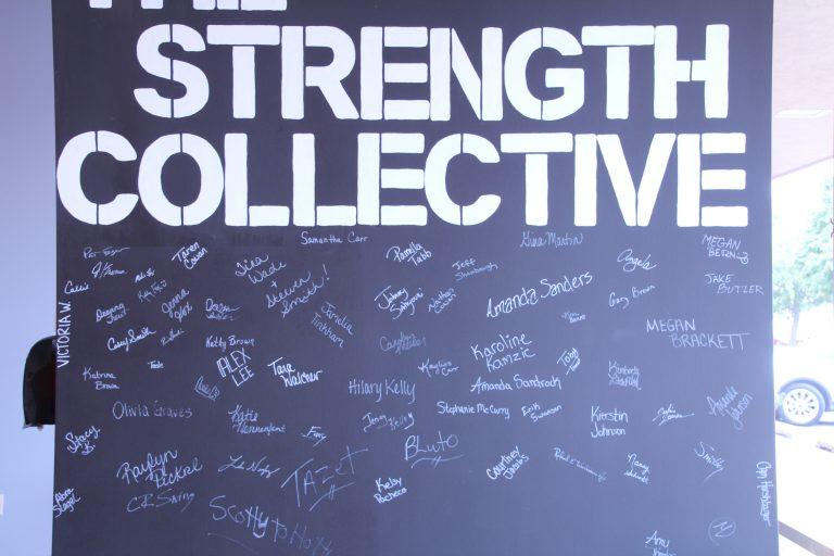 Signature Wall