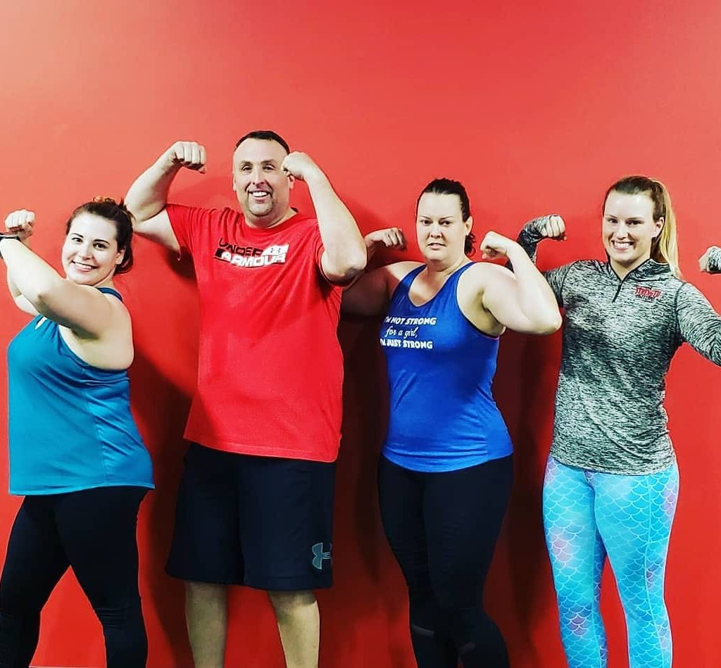 Barbell Strong at The Strength Collective Galesburg