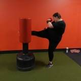 Warrior Strong Women's Kickboxing