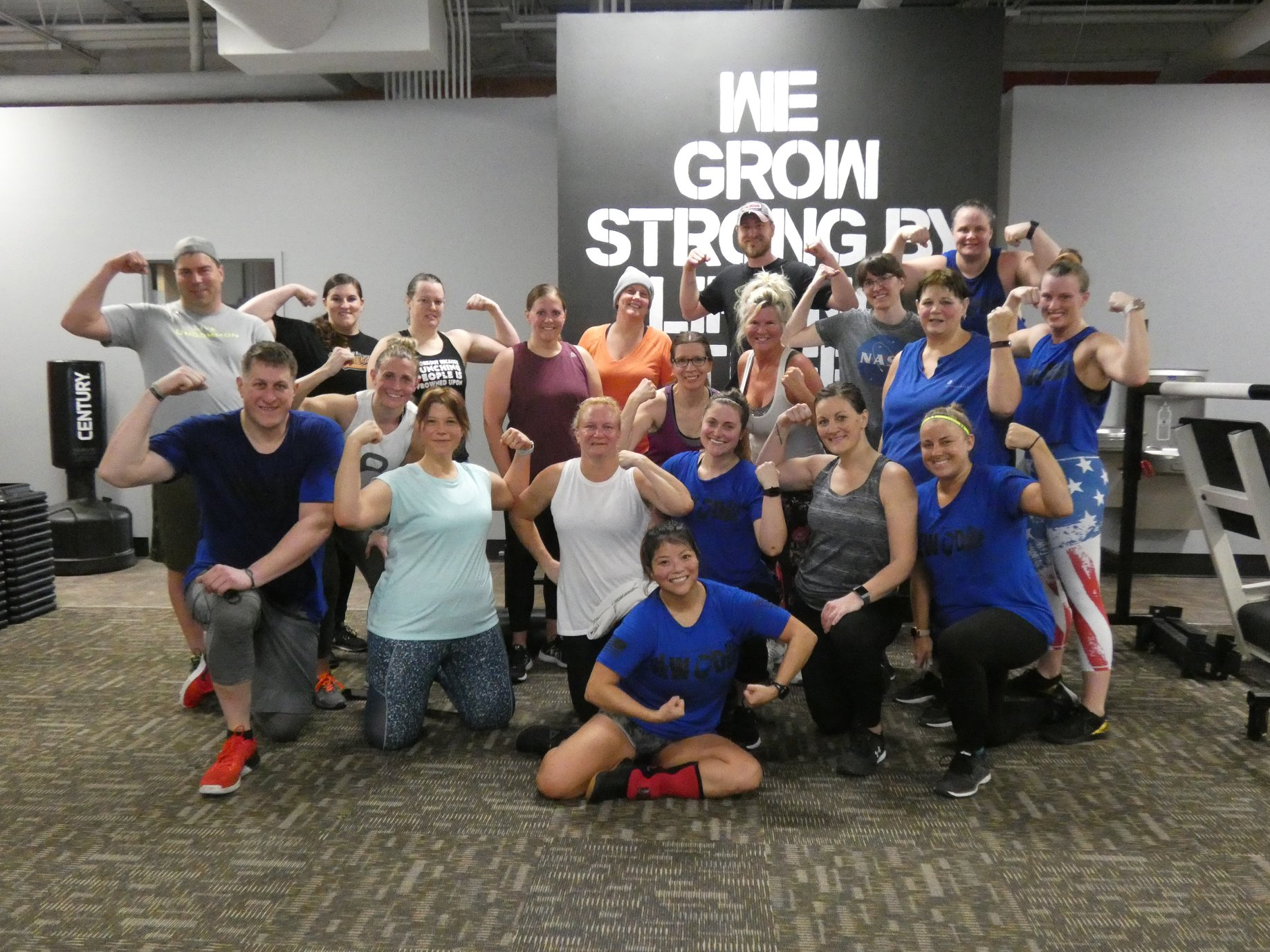 22 WOD to End Veteran Suicide at The Strength Collective